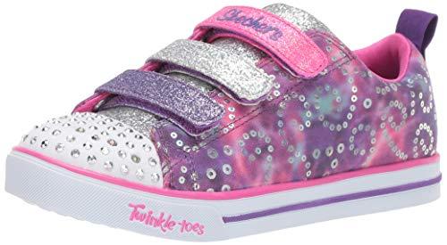 Zapatillas para niña, Color Rosa, Marca SKECHERS, Modelo Zapatillas para Niña SKECHERS 20146L Rosa