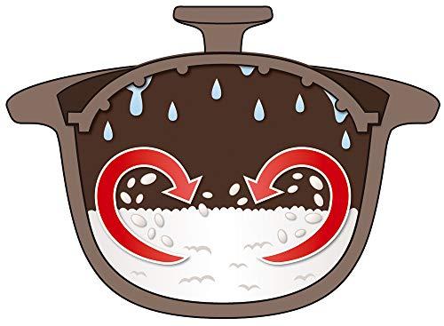 ティファール(T-fal)ご飯鍋ブラック3合炊きキャストラインアロマライスポットE22195