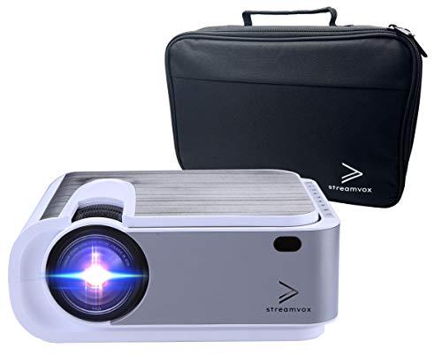 streamvox Proyector Profesional Led 3500 Lumens Fullhd Compatible con la resolución mas alta para experiencia de cine en casa,...