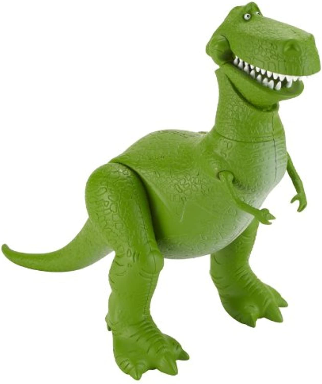 Mattel BFP17 – Toy Story – 15 cm hohe Deluxe – Chomping Rex Figur [Uk Import]