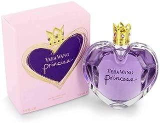 Vera Wang Princess Eau de Toilette Spray for Women, 3.4 Fluid Ounce