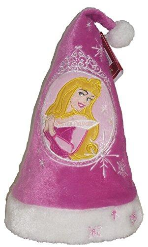 Cappello da Babbo Natale Disney Principessa