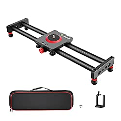 Neewer Camera Slider Carbon Fiber Dolly Rail Review