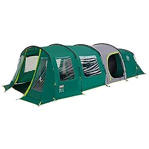 Coleman Pinto Mountain 5 Plus XL Blackout 5 Man Tunnel Tent Green