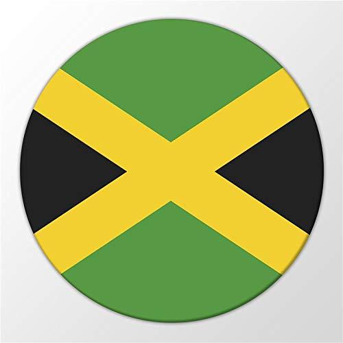 Kühlschrank Magnet Jamaika Flagge Karibik Inselstaat Flag Magnettafel Whiteboard