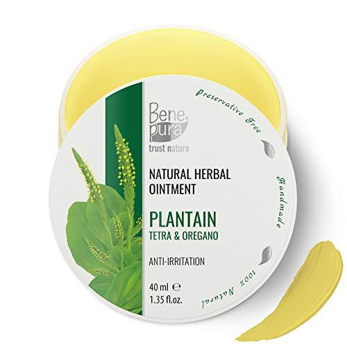 Pommade Naturelle Plantain 40 ml - Forte Action...
