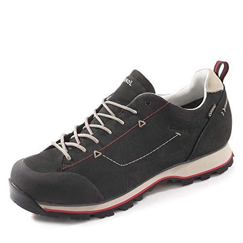 Meindl Rialto GTX Men Größe UK 9 schwarz/rot