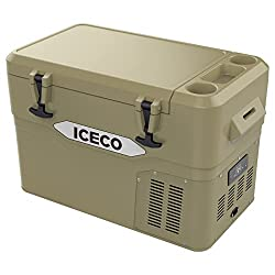 Iceco Vansage Rotomolded 3 in 1 iCooler 12 volt refrigerator freezer from