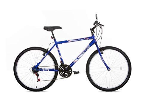 Bicicleta Aro 26 Hammer Houston Hammer Azul