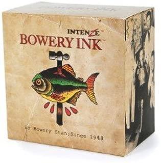 Intenze Tattoo Ink Artist Series Set 1 Oz Each (Intenze Bowery Ink Set by Bowery Stan Moskowitz)