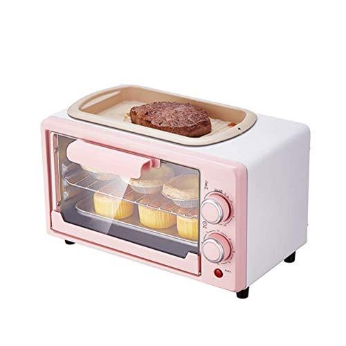 5L Mini Electric Pizza Bakery Oven Grill Skillet Egg Omelette Frying Pan Cooker Bread Cake Toaster Breakfast Baking Machine BJY969