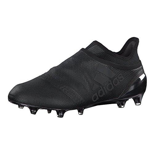 adidas Herren X 17+ Purespeed FG Fußballschuhe, Schwarz (schwarz/anthrazit schwarz/anthrazit), 41 1/3 EU