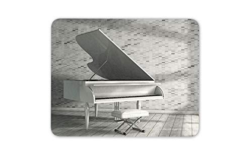 Resumen de piano de cola de ratón estera del cojín - música músico Claves...