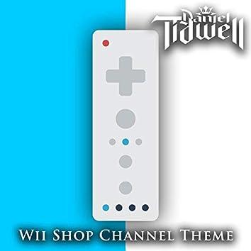 Wii Shop Channel Theme (Metal Version)