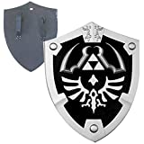 Toynk Legend of Zelda Dark Link Shadow Hylian Foam Replica Shield