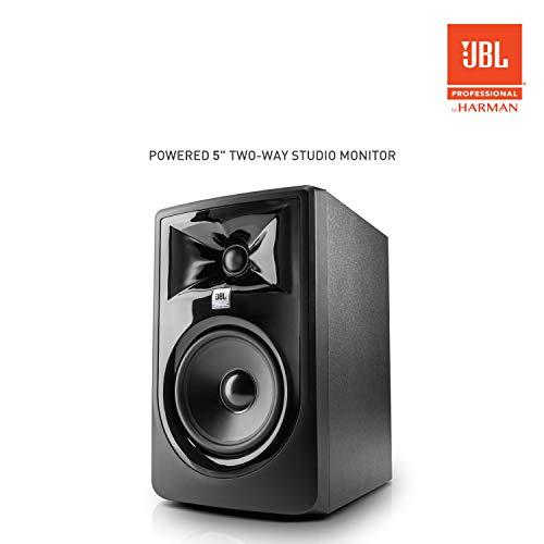 JBL Professional Studio Monitor, Black, 5-Inch (305PMKII)