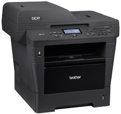 Brother Printer DCP-8150DN Monochrome Printer with Scanner and Copier, Amazon Dash Replenishment Ready