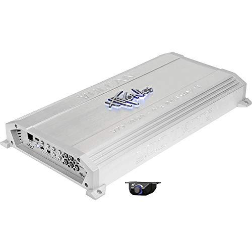 Hifonics 4-Kanal Verstärker Vulcan vxi-9404, Farbe Silber