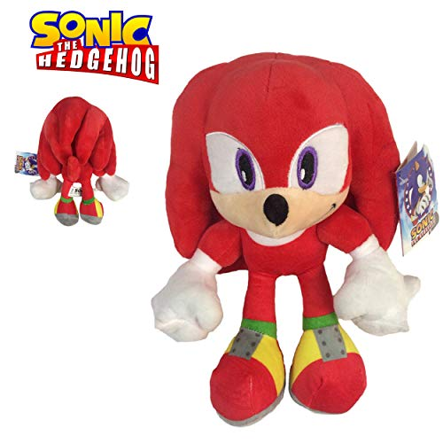 Sonic - Peluche Knuckles The Echidna 11'40