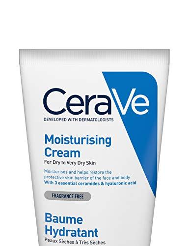 CeraVe – Feuchtigkeitscreme für trockene bis sehr trockene Haut - 177 ml