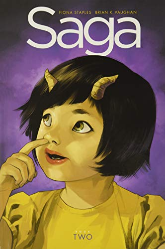 Compare Textbook Prices for Saga Book Two Illustrated Edition ISBN 9781632159038 by Vaughan, Brian K,Staples, Fiona