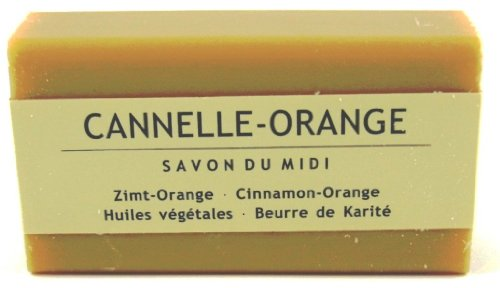 Savon du Midi Seife ZIMT - ORANGE
