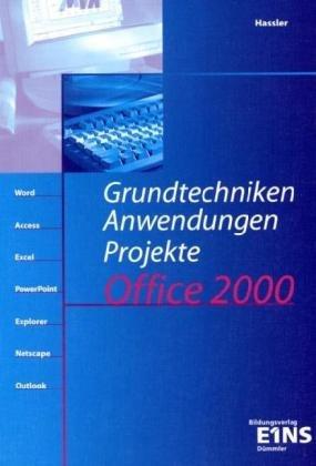 Grundtechniken, Anwendungen und Projekte für Office XP : Einzelplatzlizenz CD-ROM [import allemand]