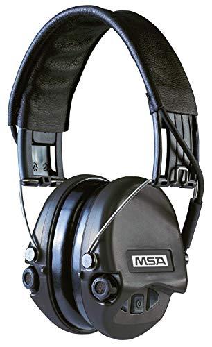 MSA Sordin Supreme Pro Modell Schwarz