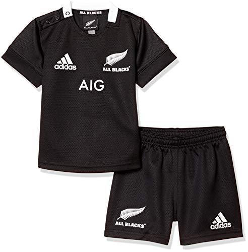 adidas AB H Infants Conjunto Deportivo, Unisex bebé, Negro, 80