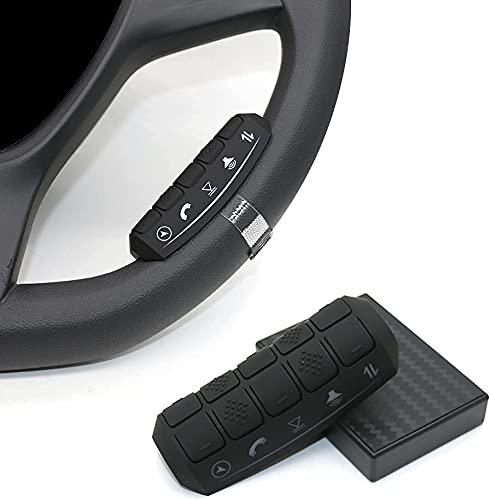 Lecteur de voiture lecteur DVD GPS GPS universel sans fil, bouton de commande à distance au volant pour la navigation de voiture DVD / 2 din Radio Bluetooth contrôle de la direction