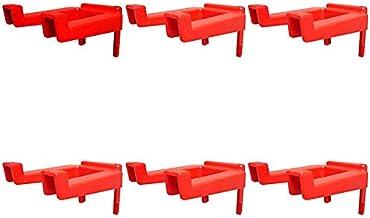 Gesh 6 Stks Auto Schoonheidssalon Opknoping Tool Haak Polijstmachine Beugel Hang Display Applicator