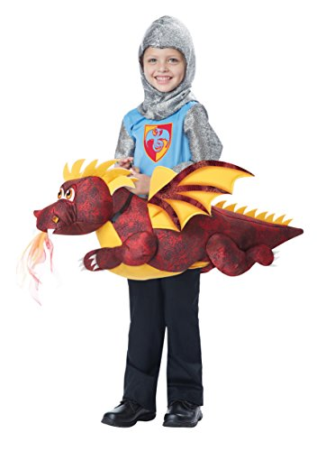 California Costumes Dragon Rider Costume, Multi, Toddler (3-6)