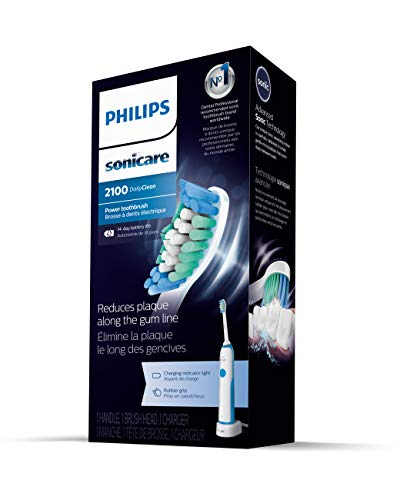 Philips Sonicare Essence+ rechargeable electric toothbrush, Mid Blue, HX3211