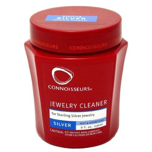 [コノシュアー]CONNOISSEURS シルバー製品専用クリーナー トレイ付き シルバー洗浄