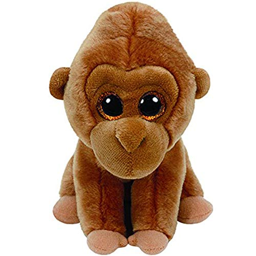Cartoon Gorilla Gevulde Poppen Knuffels, Zachte Grote Ogen Knuffels Kussen, Babyslaap Poppen, Kerstcadeau Voor Kinderen 25Cm
