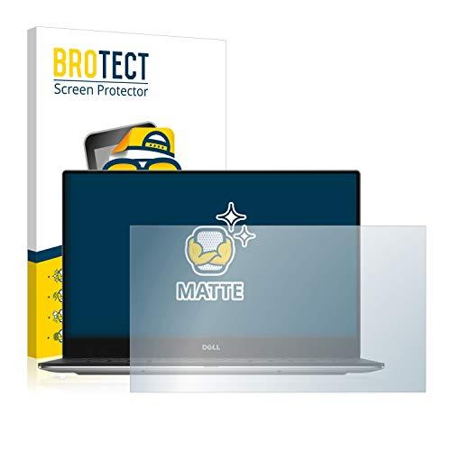 BROTECT Entspiegelungs-Schutzfolie kompatibel mit Dell XPS 13 9360 Non-Touch Bildschirmschutz-Folie Matt, Anti-Reflex, Anti-Fingerprint