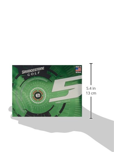 Bridgestone Golf 2015 e5 Golf Balls , Pack of 12