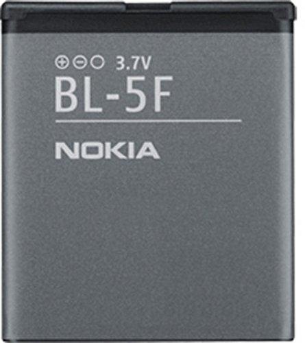 Batteria nuova originale NOKIA BL-5F 950mAh per 6210 N, 6710 N, E65, N93i, N95, N96, 6290