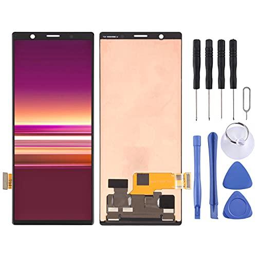 GGAOXINGGAO Pantalla de reemplazo del teléfono móvil Ensamblaje de Pantalla LCD y...