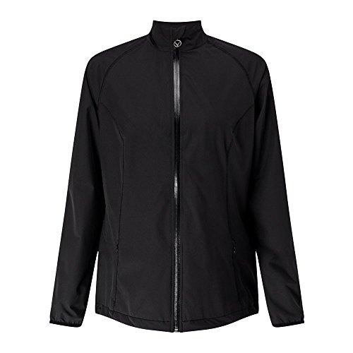 Callaway Full Zip Veste de Golf pour Femme XL Noir