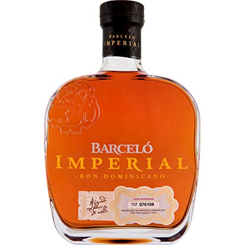Barceló Barceló Imperial Ron Dominicano 38% Vol. 0,7L In Giftbox With 2 Glasses - 700 ml