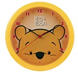 Wesco Winnie The Pooh Moving Eyes Wall Clock