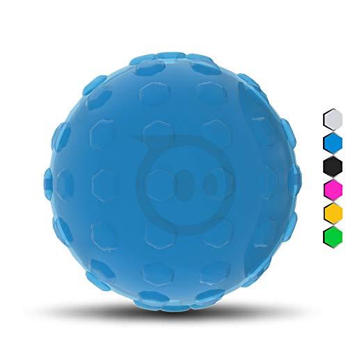 Sphero 2.0 & Sphero SPRK+ Hülle & Cover von Hexnub – Zubehör Abdeckung & Schutzhülle für ferngesteuerten Spielzeug Roboter Ball – ideal für den Outdoor Einsatz – Blau