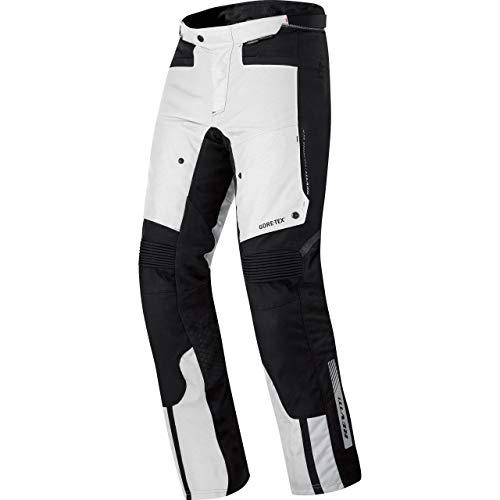 Revit Defender Pro GTX Motorradhose, Farbe grau-schwarz, Größe M