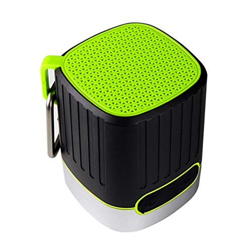 QAR draadloze Bluetooth luidspreker Bluetooth audio thuis nachtlampje SOS Flash Outdoor draagbare mobiele draadloze subwoofer mini luidspreker LED-licht audio