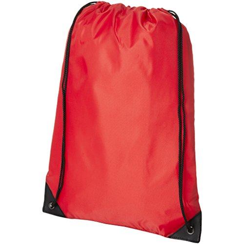 BULLET - Sac à cordon CONDOR (30 x 40 cm) (Rouge)