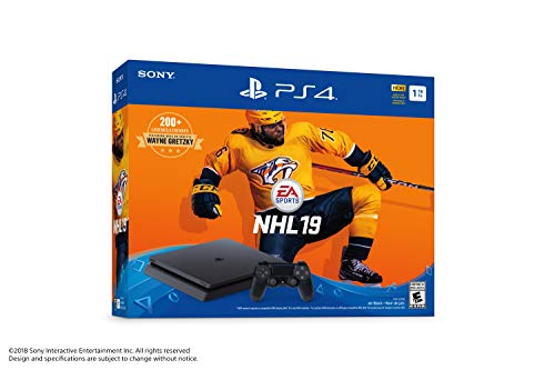 Ensemble PlayStation 4 du jeu NHL 19 Édition Slim - 2