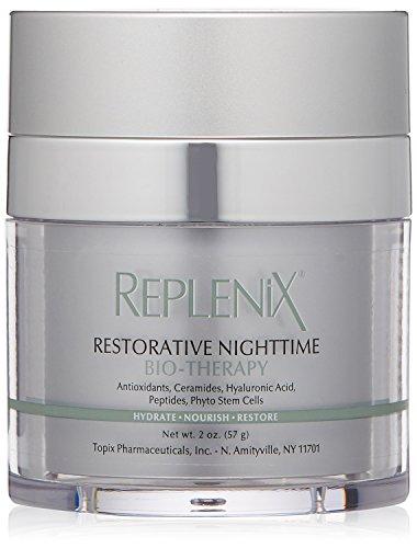 Replenix Restorative Nighttime Bio-Therapy Night Cream, 2 oz, 2 Ounce