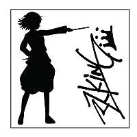 マスキング vol.2 カッティングステッカー〈S〉黒