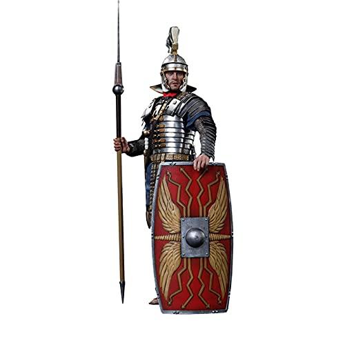Figura Acción Escala 1/6 Guerrero Medieval Antiguo Soldado Griego De La Guardia Real Estatua De La Colección God of War (2)